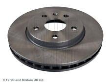 2x Brake Discs (Pair) Vented Front 296mm ADW194301 Blue Print Set 0569063 New