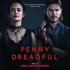 Penny Dreadful (Score) / O.S.T. - Abel Korzeniowski (CD Used Very Good)