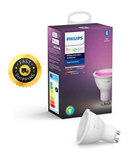 Philips Hue White & Colour Ambiance Richer Colours Spot Light Bluetooth - GU10