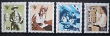 GERMANY BERLIN 1969 Congress of Trade Union. Set of 4 Mint Never Hinged SGB333/6