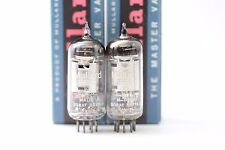2 X EF92 TUBES MULLARD NOS/NIB . SQUARE-GETTER .1950´s. HIGH QUALITY CRYOTREATED
