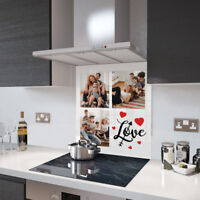 Premier Range Made To Measure Photo Collage Glass Splashback