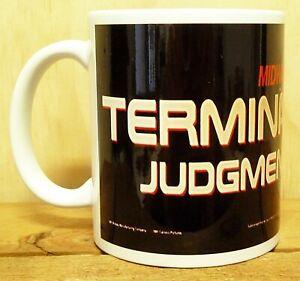 300ML CERAMIC COFFEE MUG - CLASSIC ARCADE - TERMINATOR