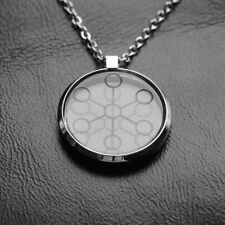2000CC Ion Bio Chi Quantum Pendant Scalar Energy With Stainless Steel Necklace
