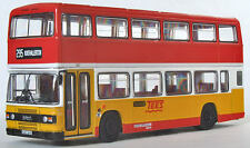 29611 EFE Leyland Olympian Double Deck Bus Type B Tees & District 1:76 Diecast