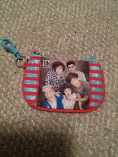000 1D One Direction Coin Purse Carry Pouch Wallet