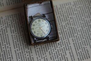 WristWatch Pobeda Sturmanskie Watch Yuri Gagarin Vintage Soviet Mechanical USSR
