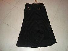 New Womens Jodel Fashion Skirt Black 34