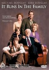 It Runs In The Family (DVD, 2004)