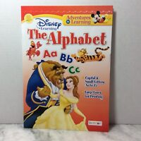 Disney Adventures In Learning The Alphabet
