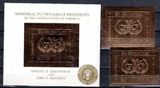 KENNEDY EISENHOWER Manama 2 val OR et 1 bloc OR ** MEMORIAL
