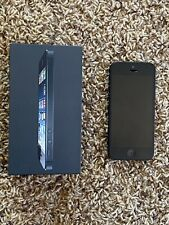 Apple iPhone 5 - 16GB - Black & Slate (Unlocked) A1428 (GSM)