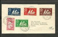 FRANCE SAINT PIERRE & MIQUELON 1942, VERY NICETO USA (LA CROSSE, WI)CENSOR COVER