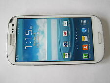 Sprint Samsung Galaxy S III SPH-L710 Android White 4G Cell Phone * GUARANTEED *