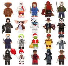 MOVIE TV MUSIC & HORROR Themed Custom Toy Mini Figures Lego [CHOOSE] | UK SELLER