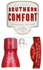 SOUTHERN COMFORT BOTTLE LABEL EDIBLE ICING CAKE TOPPER DECORATION