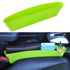 Hotsale Green Car Seat Seam Catcher Storage Box Pocket Phone Holder Organizer