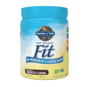 Garden Of Life Raw Organic Fit Protein Powder Chocolate 461g