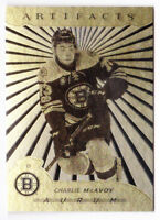 17-18 Artifacts Charlie McAvoy AURUM Unscratched Bruins Rookie 2017