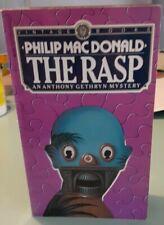 The Rasp by Philip MacDonald (1984, Paperback)