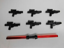 Lego Star Wars Blaster pistohle rifle 4498713 8014 8039 75020 75058 7929 75022
