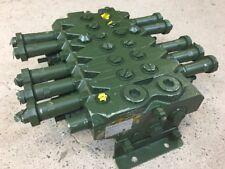 GS Hydraulic Sectional Control Electro-Hydraulic Manifold 12077