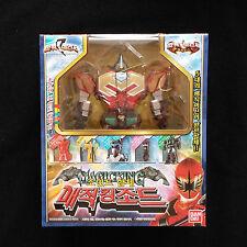 Power Rangers Magiranger Joint Gattai MAGI KING MAGIKING Magic force zord Bandai
