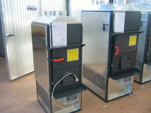 Warmluftofen, Werkstattofen Fabbri F120C.V.