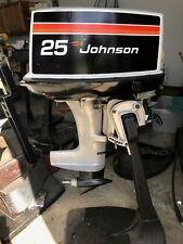 Mercury/Johnson B-1 Racing Outboard Motor