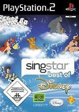 SingStar Best of Disney von Sony Computer Entertainment | Game | Zustand gut