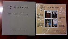 D20> Poste Italiane Celebrazioni Colombiane Genova '92