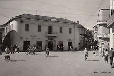 * CEPRANO - Piazza Umberto I - Gita 1962 Fotocartolina