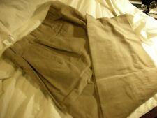 "Armani Collezioni Stone brown corduroy jeans Waist 36"" x Leg 30 "" new no tag"