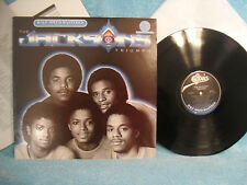 The Jacksons, Triumph, HE 46424, Epic Records 1981, Half Speed Master Audiophile