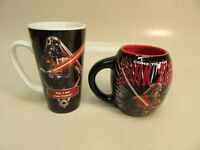 Star Wars mugs Darth Vader