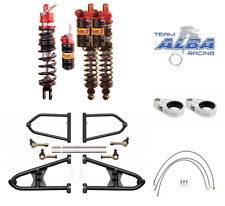 Banshee Chromoly  Alba A Arms +2 +1 Elka Legacy Stage 3 Front Rear Shocks Lines
