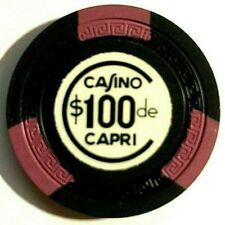 -VINTAGE- **Havana. 1950s**  - $100 Chip Casino de -