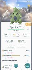 Pokemon Go - 2500+ CP Catching Service