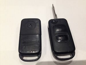 1x Mercedes A E C S Class 2 button Remote key fob 267 102 334