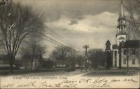 Southington CT The Centre c1905 Postcard