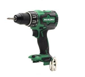 HiKOKI / Hitachi DV18DBFL2 18V Cordless Brushless Combi Drill Body Only