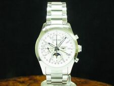 Longines Conquest Classic Stainless Automatic Men's Watch / Ref L2.798.4.72.6