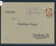 00305) Landpost Ra2 Simsdorf über Jauer, DS 1939