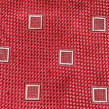 Nautica Mens Necktie Pink Squares