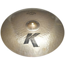 "Zildjian K0982 16"" K Custom Fast Crash Drumset Bronze Cymbal Blend Bal - Used"