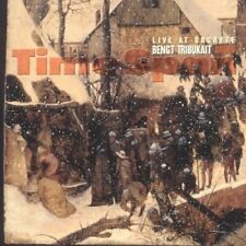 VARIOUS COMPOSERS-Time Span - Live at Orgryte - Bengt Tribukait, organ CD NEW