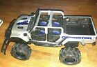 """New Bright Jeep Gladiator RC Crawler Body 1/14 11"""" Body Replacement Shell parts"""