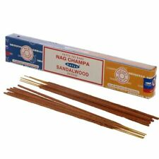 Puckator Satya Nag Champa and Sandalwood Incense Sticks Home Fragrance