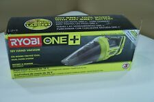 Ryobi ONE+ 18V Cordless Hand Vacuum Lithium Ion Brushed Motor Power Tool Only