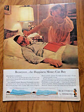 1962 Simmons by Simmons Matress Da  the Happiness Money can Buy